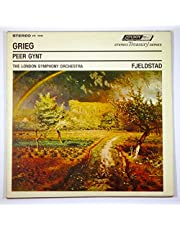Grieg: Peer Gynt (Incidental Music to Ibsen's Play) / Oivin Fjeldstad Conducting The London Symphony Orchestra