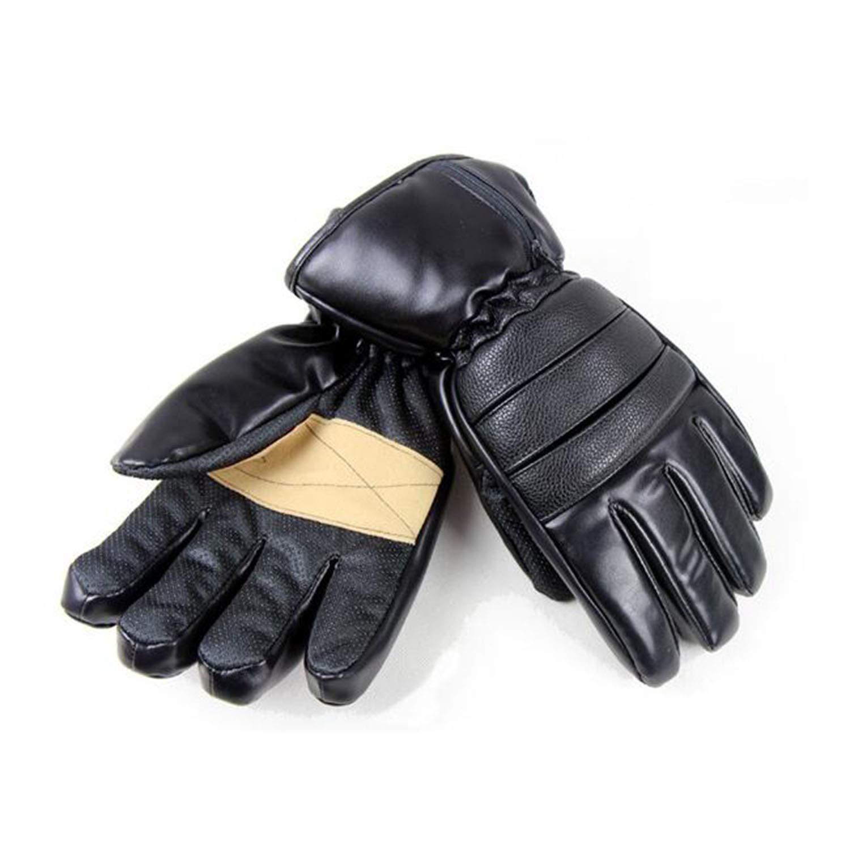 WSNH888 Outdoor beheizte Handschuhe, 7.4V 4000MAH elektrische Akku Heizhandschuhe für Männer Frauen, Winter Outdoor Sports Motorrad Radfahren Reiten