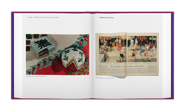 Color Rush American Color Photography From Stieglitz To Sherman Hostetler Lisa Bussard Katherine A Amazon De Bücher