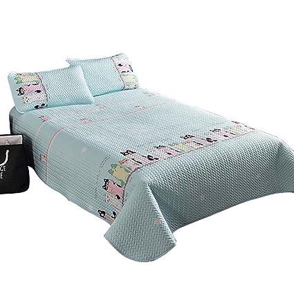 Cool colchones Colchoneta de Verano con Aire Acondicionado, sábana/colchón Lavable, Alfombra de