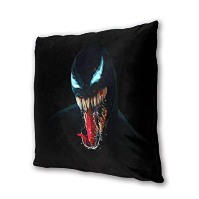 "NOT BRAND Venom Outdoor/Indoor Cushions 18.5""x 18.5"", 2 Pieces: Home & Kitchen"