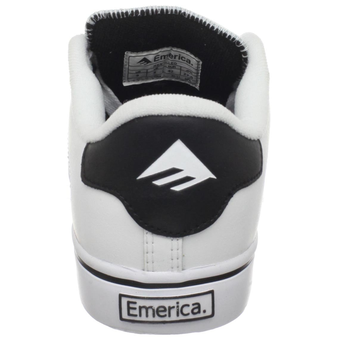 Emerica Mens Leo Skateboarding Shoe