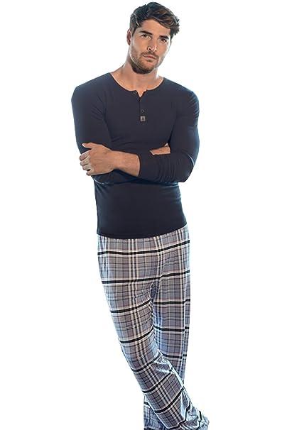 Jockey - Pantalón de pijama - para hombre gris Stone Wash XXL