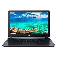 "Acer 15.6"" Chromebook Celeron N3060 Dual-Core 1.6GHz 2GB RAM 16GB Flash ChromeOS (Certified Refurbished)"