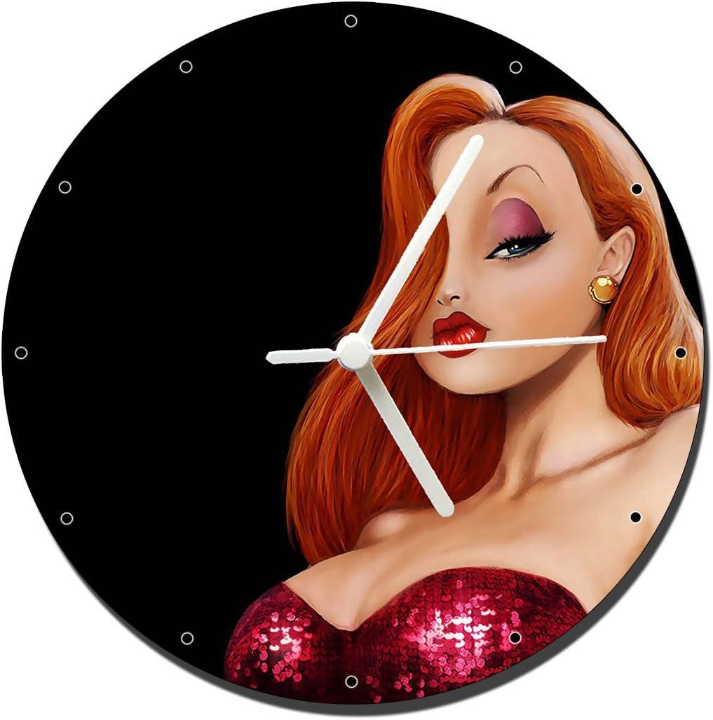 MasTazas Who Framed Roger Rabbit Jessica Rabbit - Reloj de Pared ...