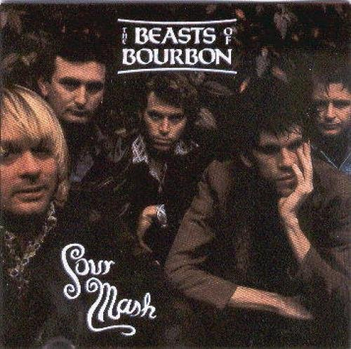 The Beasts Of Bourbon: Sour Mash [CD]