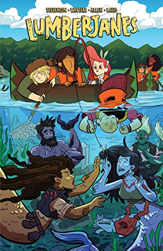 Book Cover: Lumberjanes Vol. 5: Band Together