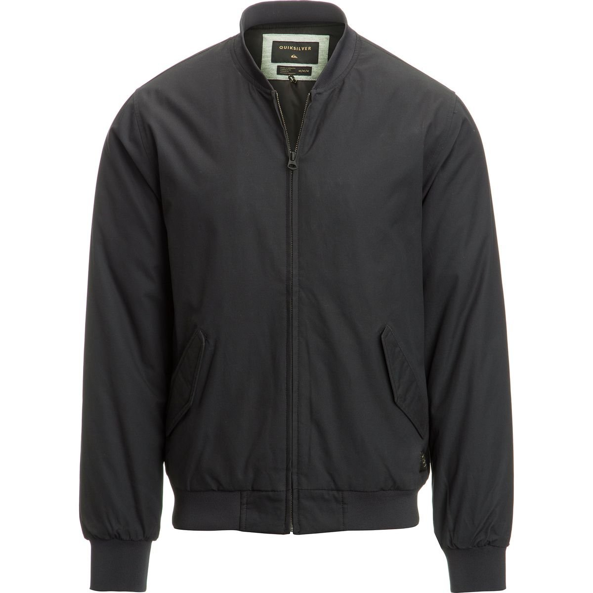 Quiksilver Men's Ogoki Bomber Winter Jacket, Tarmac, S