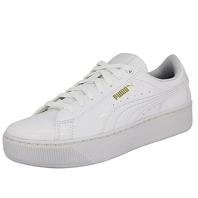 Puma Vikky Platform Patent, Sneaker Donna