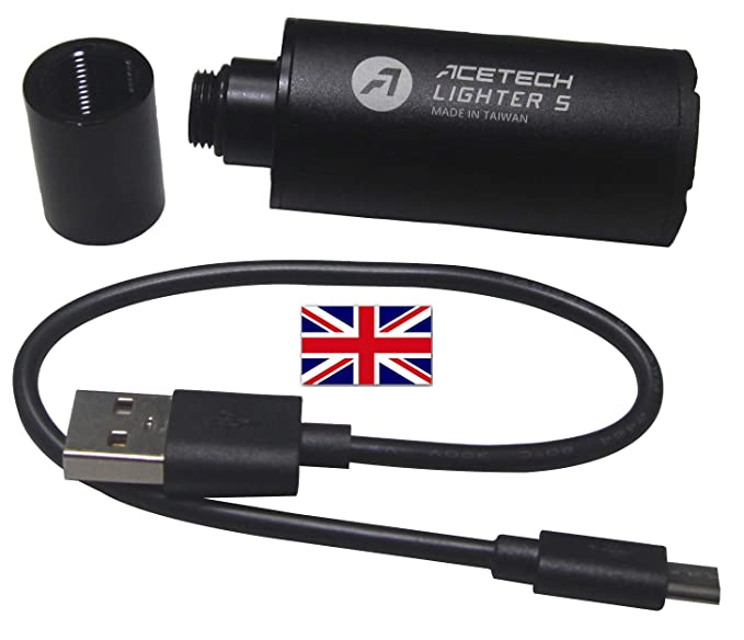 Airsoft Tracer Unit Glow Night BB /'s Xcortech High Speed XT301 2100 tr//min 14 mm UV