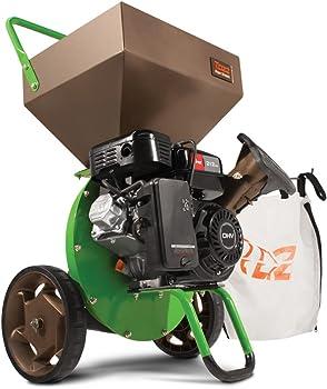 Tazz 18493 K32 Multi-Function Chipper Shredder for Composting
