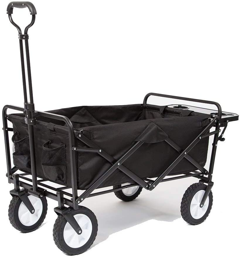 Mac Sports Collapsible-Side table Best Portable Wagons