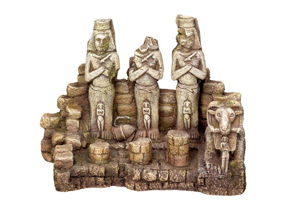 Nobby Decoration Pour Aquarium Ruines Egyptiennes 18 5 X 10 X