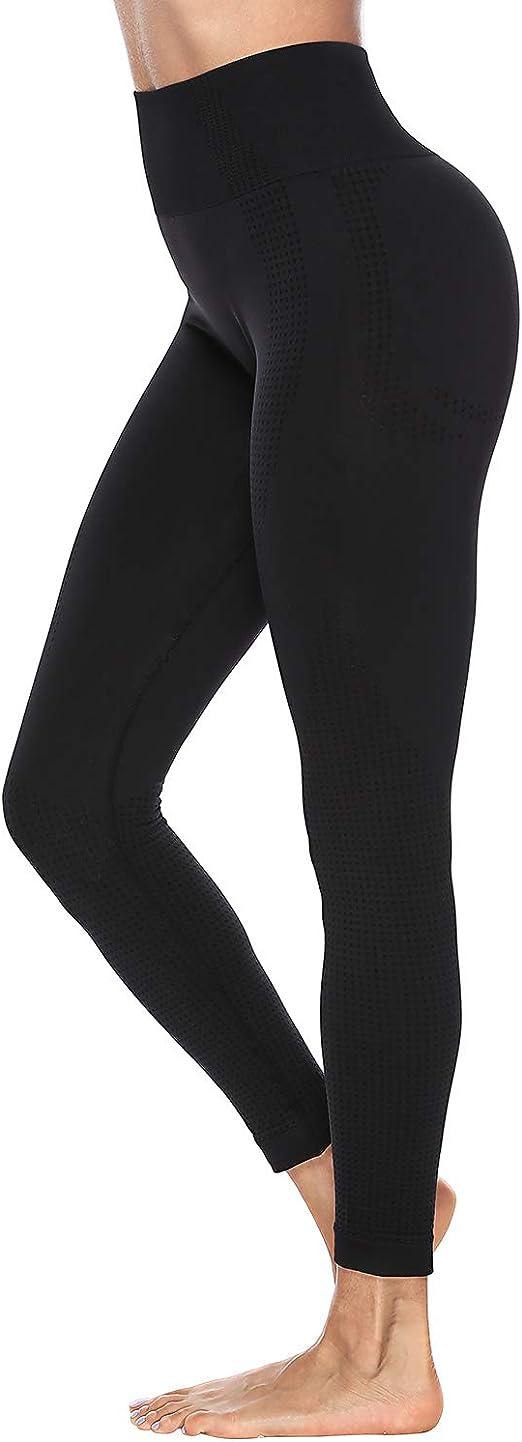 Women Seamless Leggings High Waist Yoga Pants Tummy Control Butt Lift Gym Workout Leggings for Women