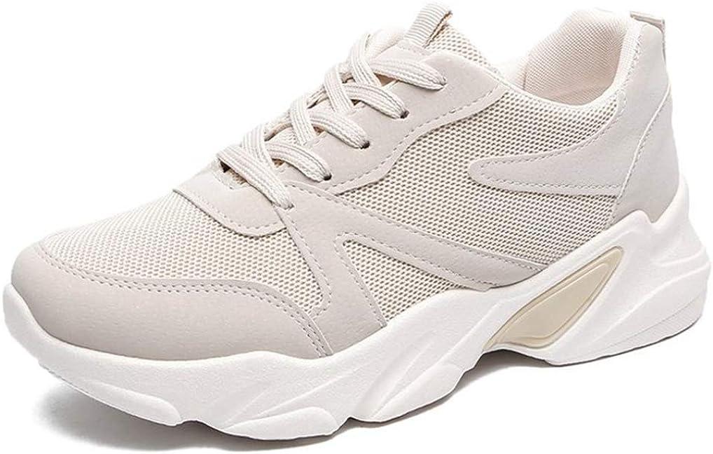 Zapatos para Correr para Mujer Zapatillas de Deporte de Colores Bajos Zapatillas Ligeras Transpirables para Exteriores: Amazon.es: Zapatos y complementos
