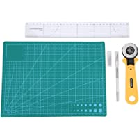 Delaman 5Pcs/Set Rotary Cutter Quilting Kit, Rotary Cutter