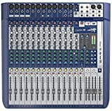 Soundcraft Signature 16 Analog 16-Channel Mixer