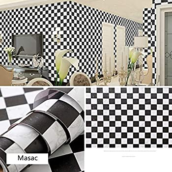 Amazon Com Lifavovy Peel And Stick Wallpaper Decorative