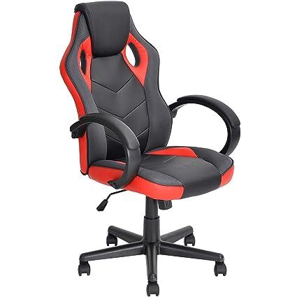 amazon com coavas computer chair racing chair game chair office rh amazon com amazon desk chair back support amazon desk chair mat