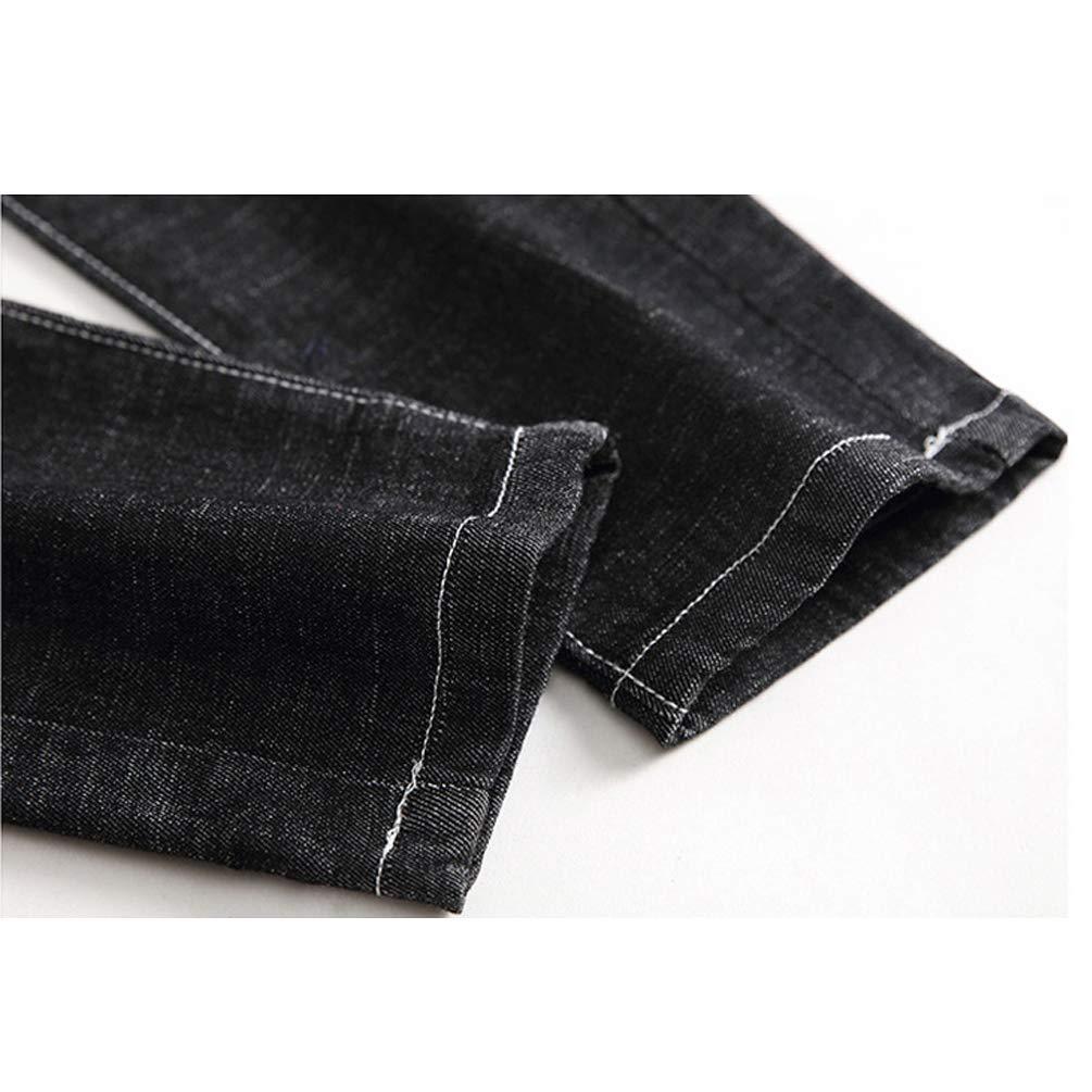 Lau's Boys Jeans Pants Pull on Winter Lined Jeans Slim Fit Lau's