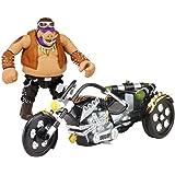 Teenage Mutant Ninja Turtles Movie 2 Bebop Action Figure with Warthog Trike Toy