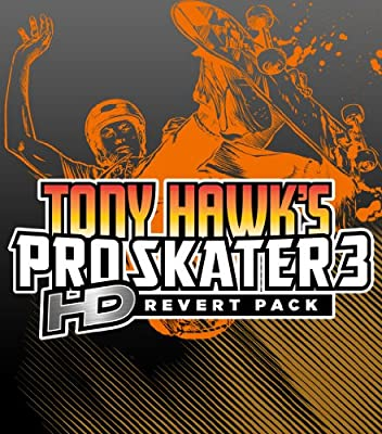 Tony Hawk's Pro Skater 3 HD Revert Pack [Download]