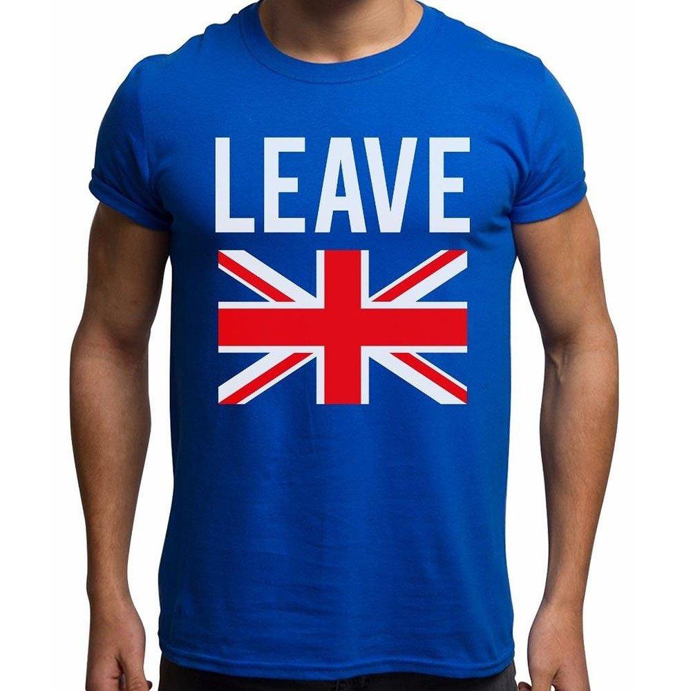 Loo Show S Leave Eu Referendum T Shirt Tee