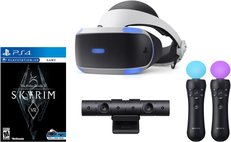-플레이 스테이션 VR 엘더 스크롤 V:스카이 림 VR 번들