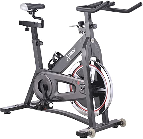DKN Technology - Bicicleta Indoor z11d dkn: Amazon.es: Deportes y ...