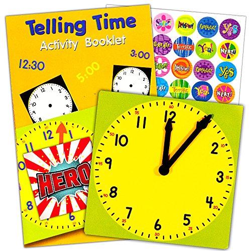 Best Childrens Teaching Clocks 2018 - 2019 on Flipboard by dizzyizzy
