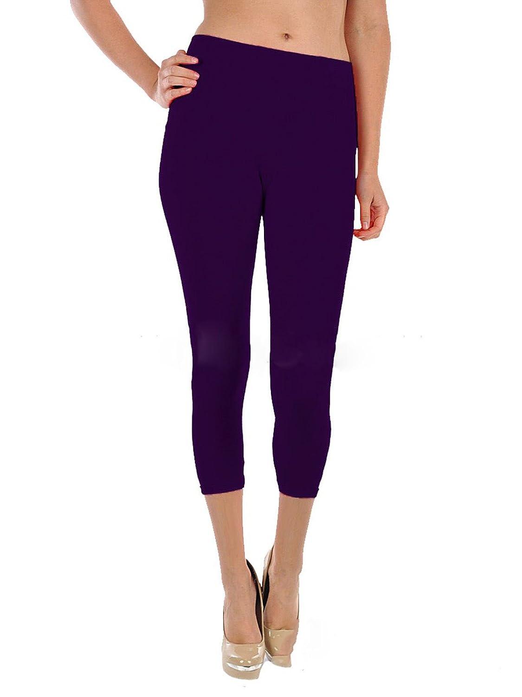 Women's Active Clothing Capri Seamless Leggings