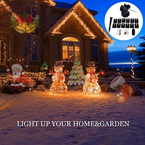 Projector-Lights-Wellehomi-C-Series-Waterproof-OutdoorIndoor-LED-Landscape-Pattern-Projector-Light-show-with-12-Changeable-Patterns-for-Wedding-Birthday-Celebration-Party-Christmas-Halloween