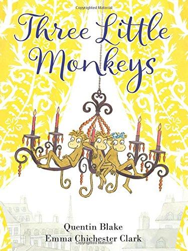 Three Little Monkeys (Monkeys Three Little)