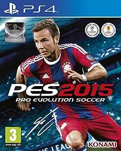 Konami Pro Evolution Soccer PES 2015 Day One Edition, PS4 - Juego (PS4, PlayStation 4 Texto, Deportes, E (para todos))
