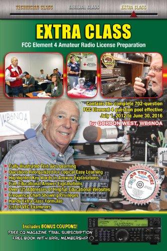 Extra Class 2012-2016 Gordon West