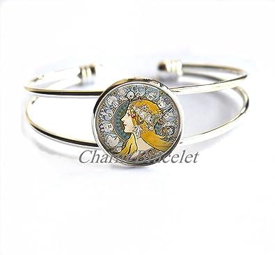 bracelet art nouveau