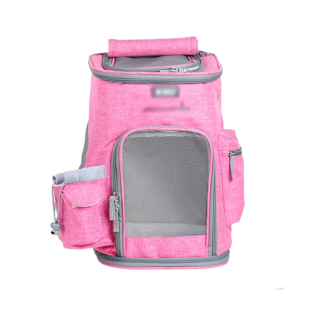 XINGZHE Pet Travel Bag, pet Travel Transport, Suitable for Small Dog Cages, Easy to Carry, Breathable and Comfortable, pet Backpack Pet Bag