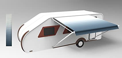 Amazon Com Awnlux Trailer Awning Fabric For 14 Feet Dometic Rv Roll