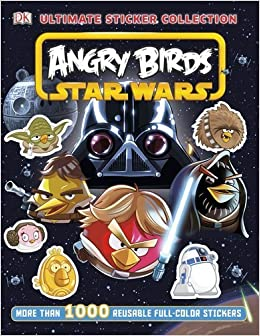 Book Ultimate Sticker Collection: Angry Birds Star Wars by DK Publishing (unknown Edition) [Paperback(2013)]