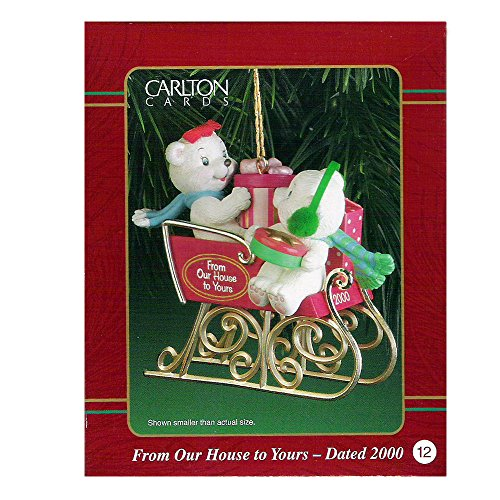 - Carlton Cards Heirloom Ornament