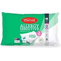 Tontine T2891 Allergy Sensitive Pillow Duo Pack,Medium