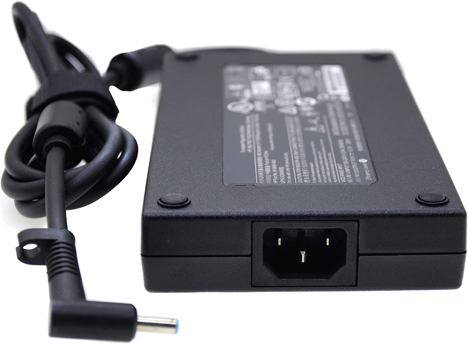 New 19.5V 10.3A 200W AC Adapter Compatible with HP ZBook 17 G3 17 G4 ZBook Studio G3 G4 G5 Pavilion Gaming 15-cx TPN-CA03 815680-002 835888-001 Laptop Charger Power Supply Connector 4.5mm x 3.0mm