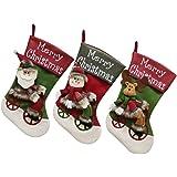 Weihnachtsbaum-Dekoration 45,7 cm individuelles Design LEPOS The Grinch Stole Weihnachtsstr/ümpfe Weihnachtsstr/ümpfe