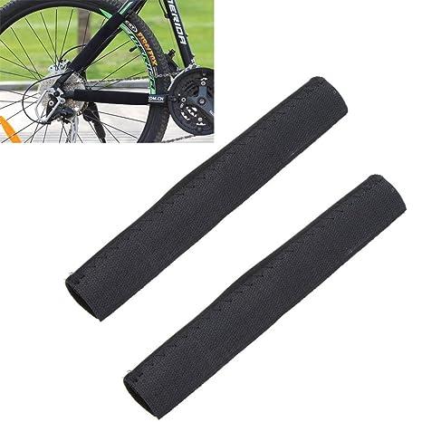2 piezas MaxCrestTM negro cadena de la bici bicicleta cadena ...