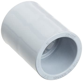 Ipex E29050 PVC Coupling Pool Pump Parts, 1/2-Inch: Amazon ca: Patio
