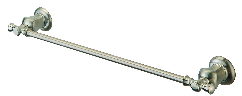 Pegasus 735B 0204 Verdanza Collection 24-Inch Towel Bar, Brushed Nickel 50%OFF