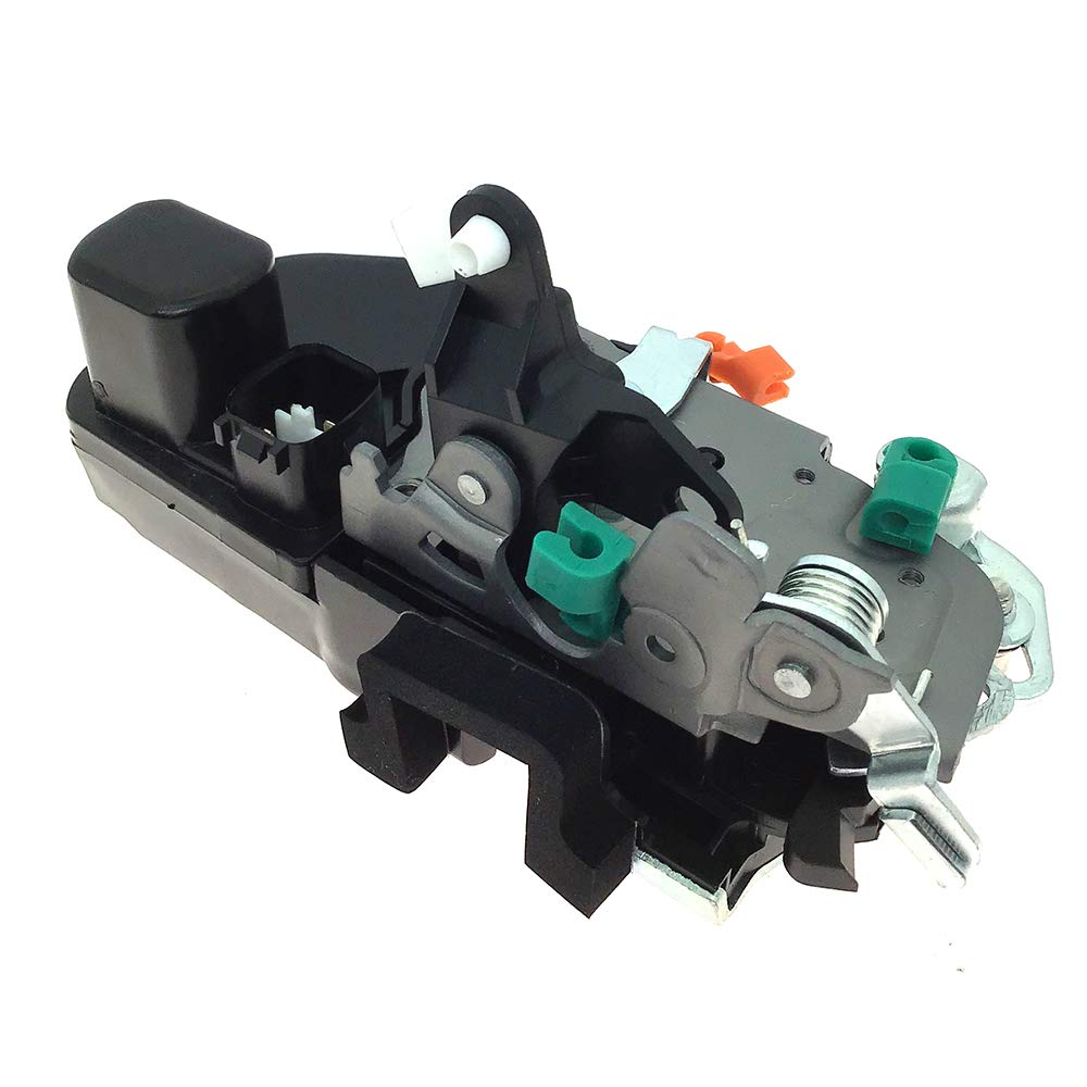 931-636 Door Lock Latch Actuator Motor Assembly FL Front Left Driver Side for 2003-2010 Dodge Ram 1500 2500 3500 4500 5500 Replace 55276791AB 55276791AC 55276791AE 55276791AF 55276791AG 55372851AA