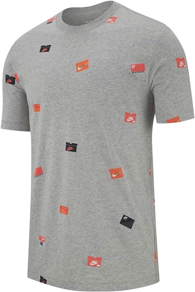 Desconocido Nike As M NSW tee FTWR Pack 1 Camiseta, Hombre, dk Grey Heather, L: Amazon.es: Ropa y accesorios