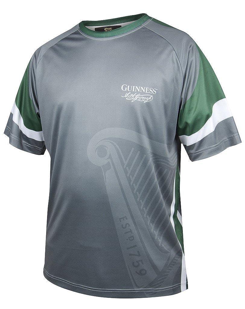 【美品】 Guinnessグリーン&グレー署名パフォーマンスSoccer B01MR9VP25 Jersey 3L Jersey B01MR9VP25 3L, 中城村:34ec7d5e --- tadkarecipes.com