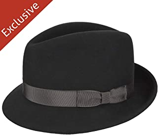 product image for Hats.com Paradigm Fedora - Exclusive Grey, Small